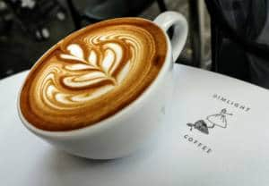 Yoyogi Village coffee