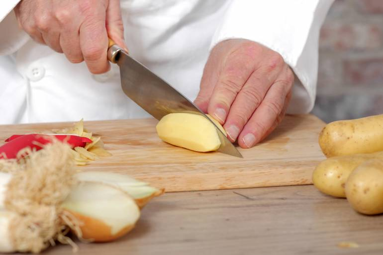 French chef's knife