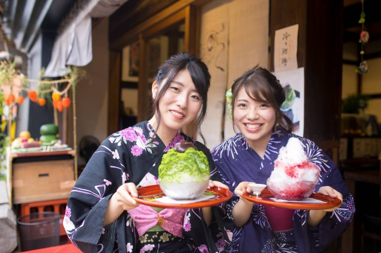 japanese summer foods