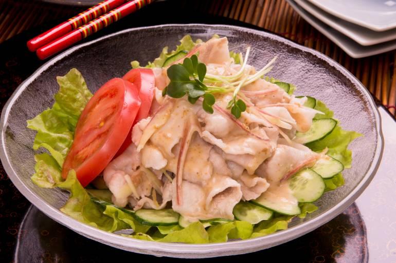 rei shabu japanese summer dish