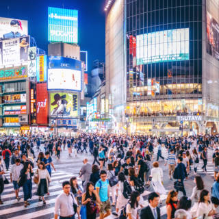Attractions in Shibuya
