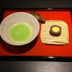 Koto Peroformance with tea - hitomi