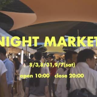 Tokyo Night Market Number 1: Farmers Market × Raw Tokyo + SAKE