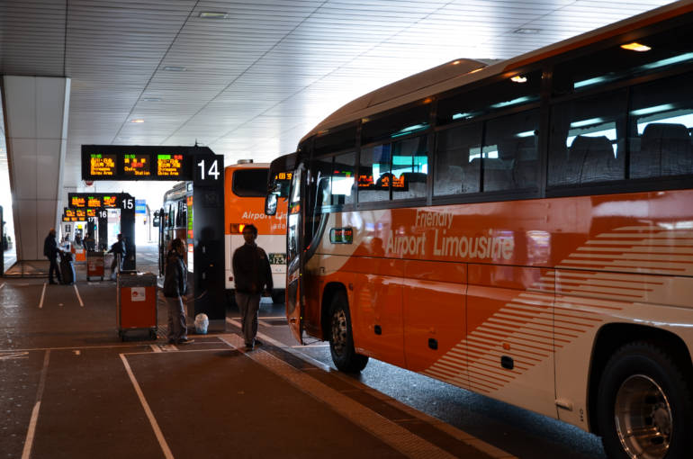 narita to tokyo airport limousine bus