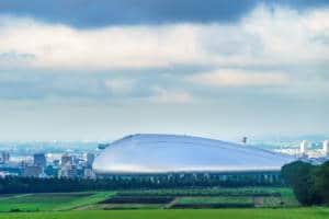 Sapporo Dome RWC venue