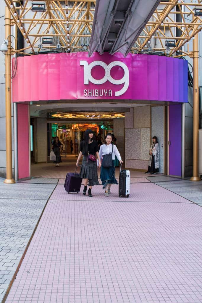 Shibuya 109 building