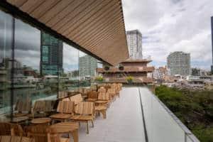 Starbucks reserve roastery Tokyo terrace Victor Gonzalez