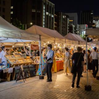 Tokyo Night Market: Farmers Market × Appetite