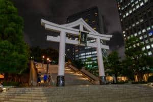 Hie Shrine in Akasaka