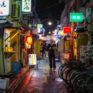 Shinjuku, Golden Gai And Kabukicho Evening Walking Tour