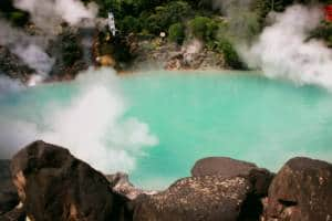 beppu hot springs Oita