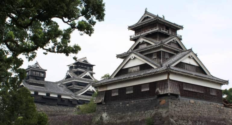 kumamoto castle sightseeing