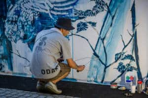 live art tokyo night market