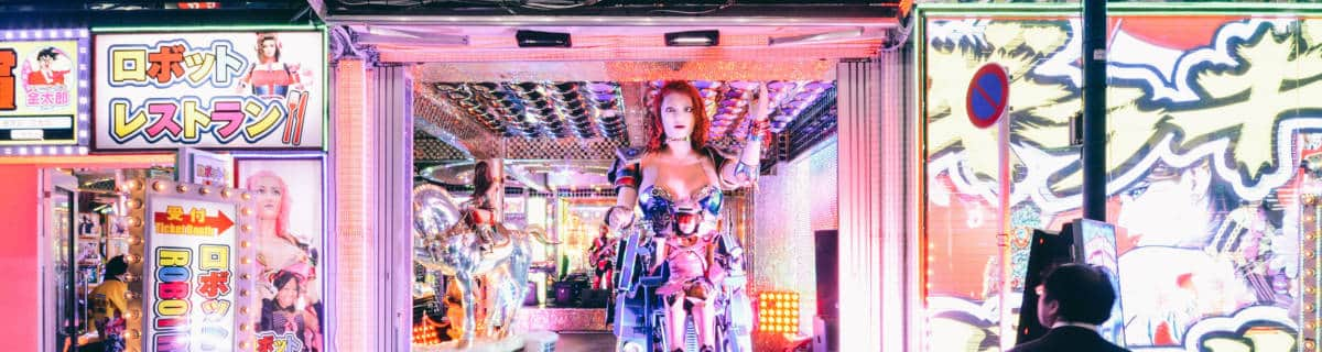 Cheap Tickets to the Robot Restaurant