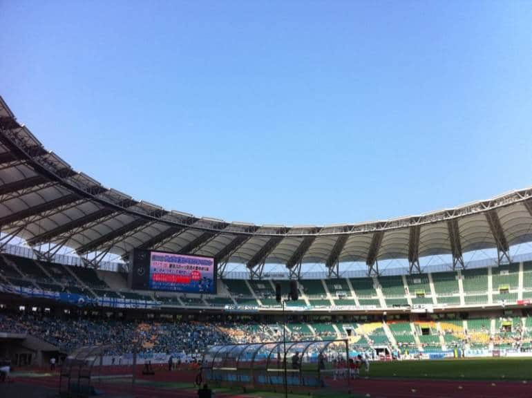 rugby world cup host cities Shizuoka Epoca Stadium