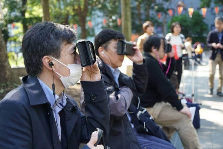 Ueno VR tour