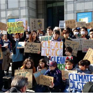 Global Climate Strike Tokyo