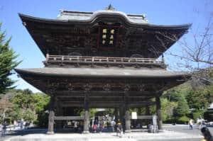 Kenchoji Temple Kamakura