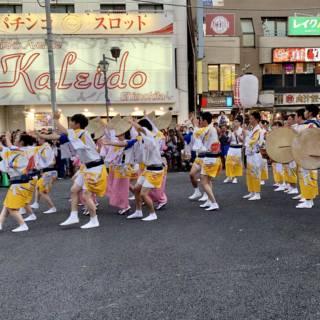 Shimokitazawa Awa Odori Festival