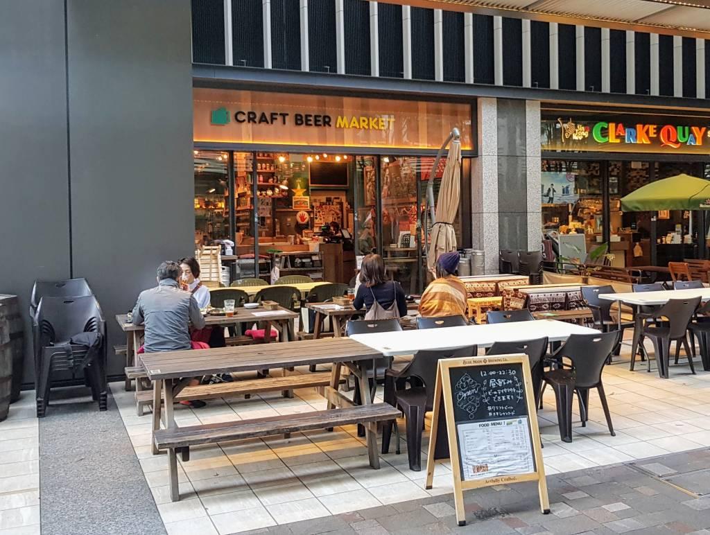 Craft Beer Market Otemachi