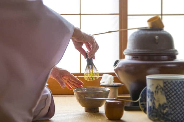 tokyo events october grand tea ceremony