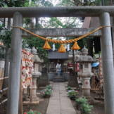 Kisho shrine koenji