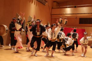 Za Koenji Theater awaodori