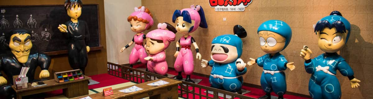 Suginami Animation Museum: Tokyo's Heart of Anime Culture