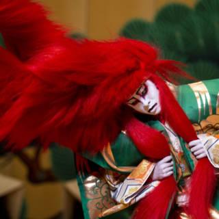 Renjishi Japanese Dance