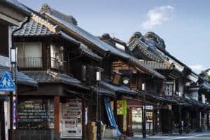 Kawagoe, edo era town in Saitama