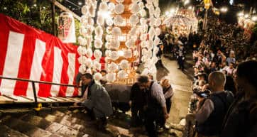 oeshiki festival