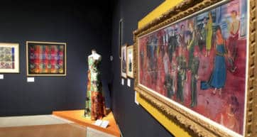 Panasonic Shiodome Museum of Art Exhibit