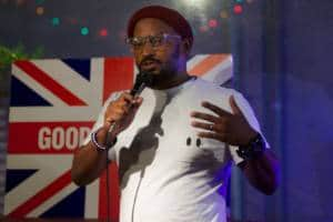 Stand Up Tokyo Event Submission - StandUp Tokyo (Peter Blake)