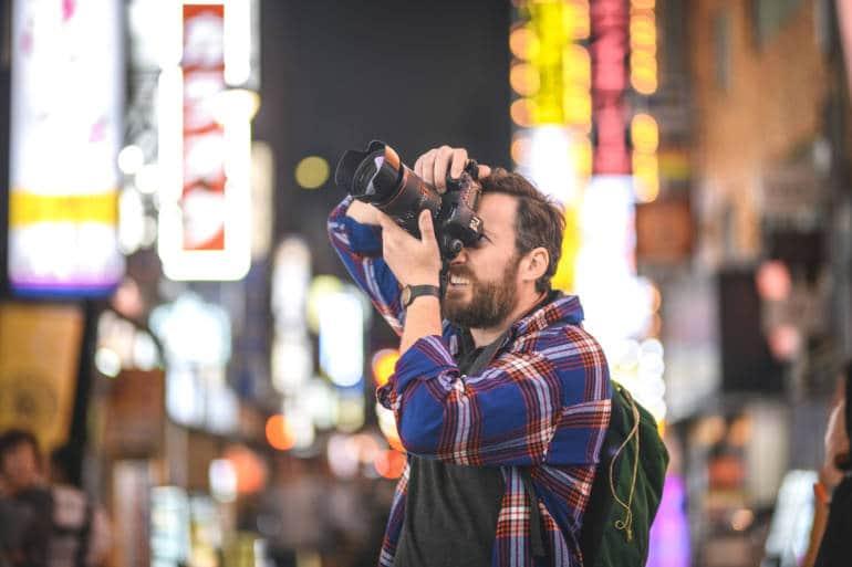 Shinjuku photography