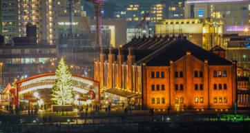 Yokohama Red Brick Christmas Market