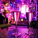 Harajuku Kawaii Monster Cafe - New Year Champagne