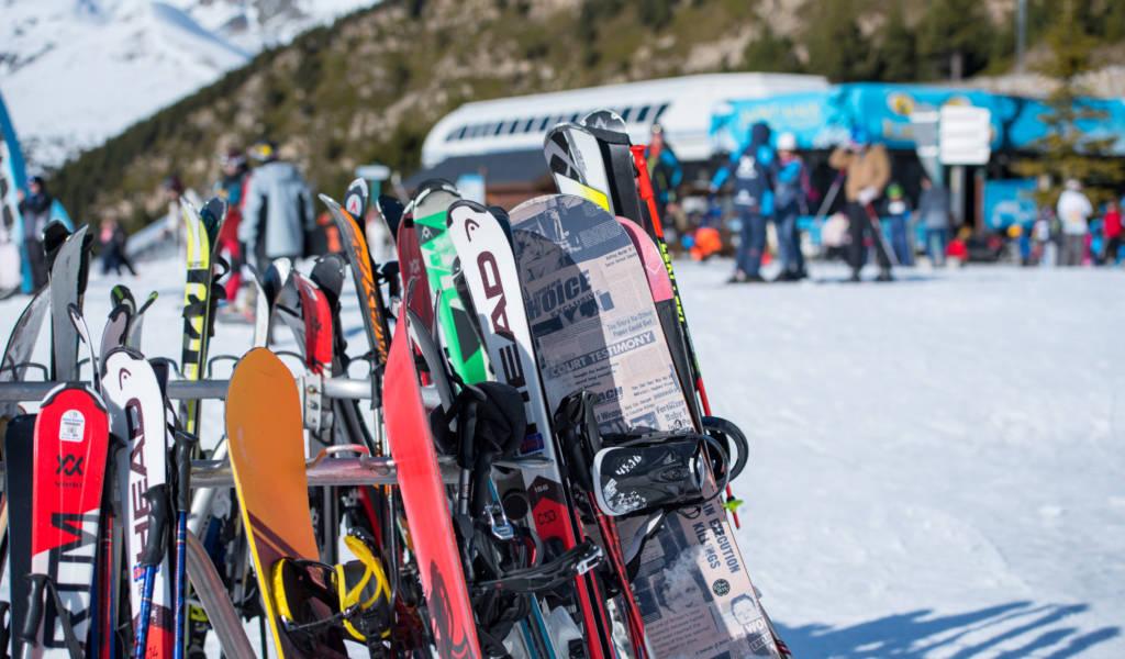 snowboard gar