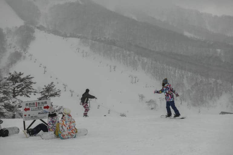 Madarao, best ski package from Tokyo