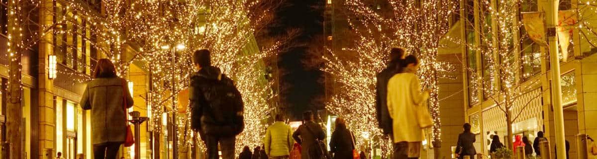 Top 10 Picks for Tokyo Winter Illuminations 2019-2020