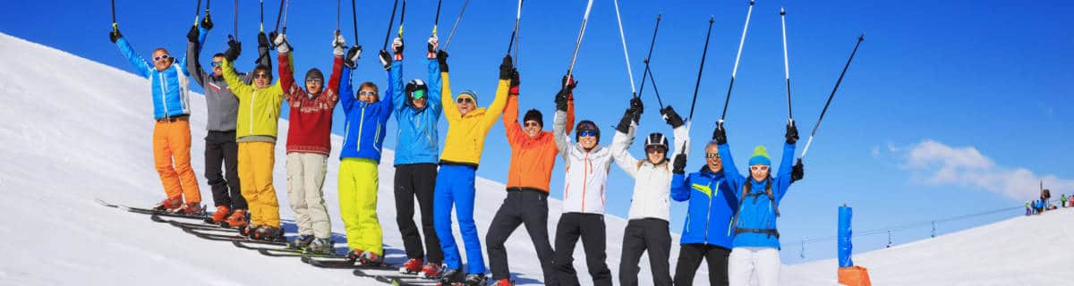 Group Ski Tours For Folks Who Don't Want to Snow It Alone