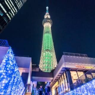 Tokyo Skytree Dream Christmas 2021