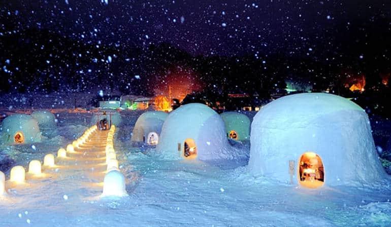 igloo festival japan