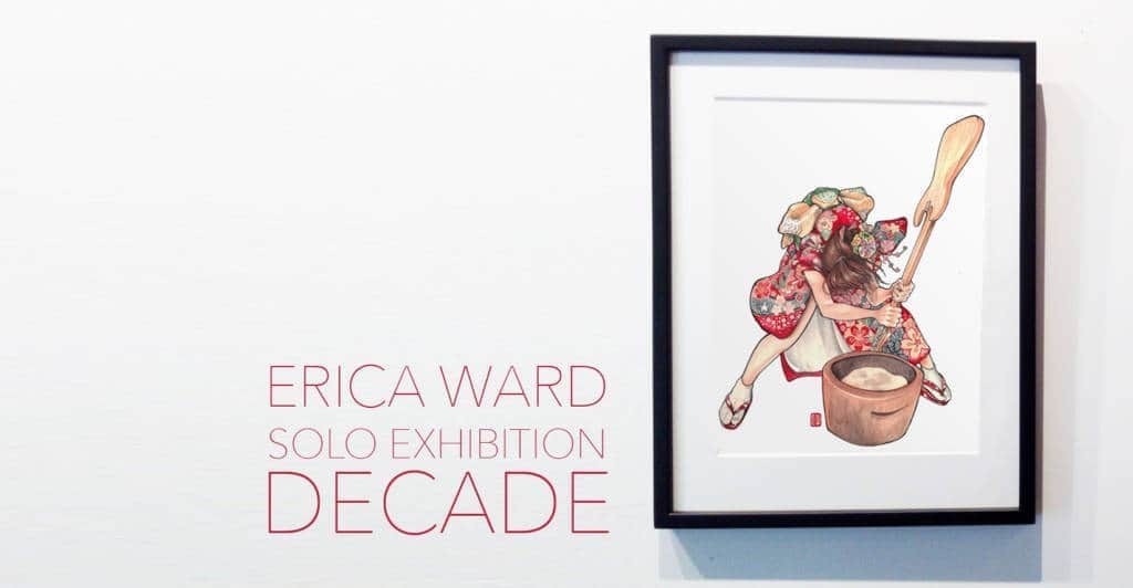 Erica Ward Solo Exhibition