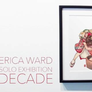 Decade: Erica Ward Solo Exhibition Reception