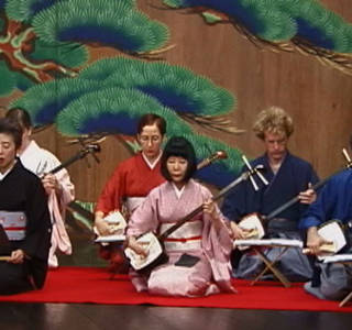 Traditional Japanese Music & Dance Show