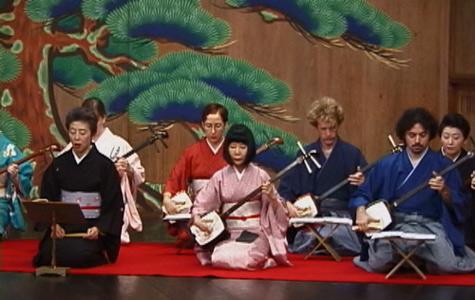 Japanese music Performance - typeform entry - Makoto Nishimura