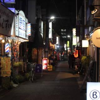 Nomiya Yokocho: Tokyo's Cheapest Drinking Alley?