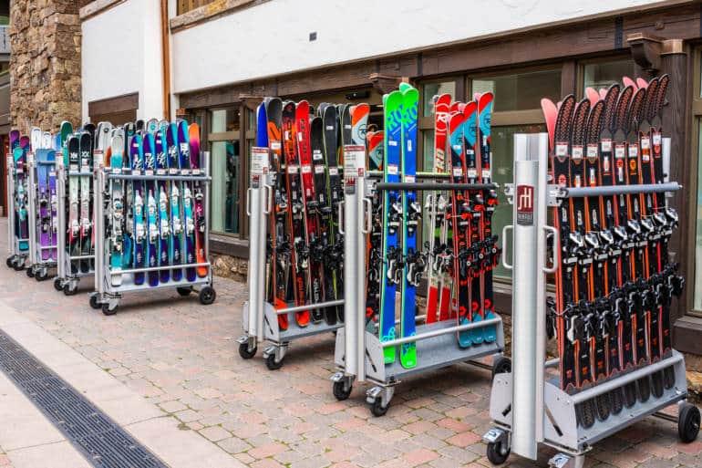 japan ski gear