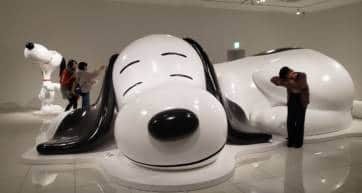 It's The Great Snoopy Museum, Charlie Brown