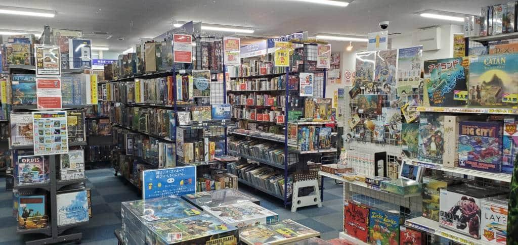 Surugaya game shop Akihabara